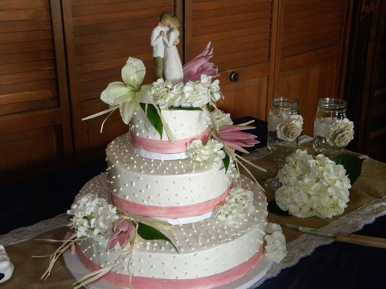 Wedding cakes series of photographs