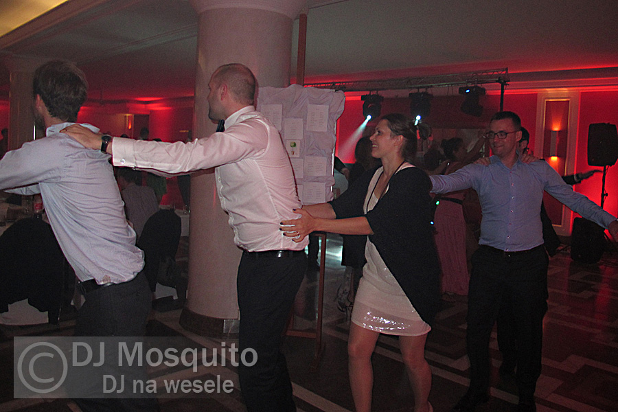 wesele 2014 - sala imperia w warszawie